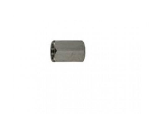R+M Переходник 1/2внут-1/2внут, 250bar, никел