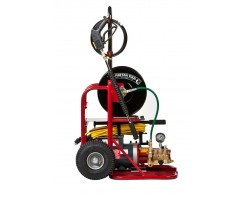 Spartan 717 Electric Mini Jetter
