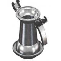 Переходник, шаровой ниппель-шаровая розетка, 100х120, уплотнительное кольцо