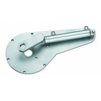 Гидравлический цилиндр с пластиной для серии 0020, 4