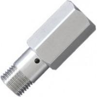 Эжектор для щетки 1/4 г. 1/4 ш..нерж.