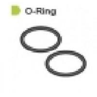 Уплотнительное кольцо 2.62х39.34 3156 VITON Tecomec
