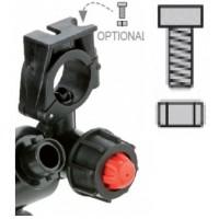 Крепежное изделие форсункодержателя в комплекте (болт/гайка)