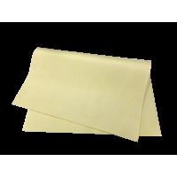 Искусственная замша, желтая 40х55, 300 gsm