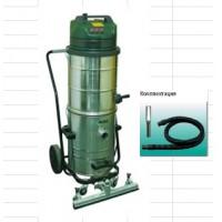 MEC WD 640M для для уборки строительной пыли,мет. бак, 3 турб, 3300 Вт, 112 л.гараж.к.