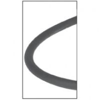 Кольцо уплотнительное d370 для наружного кольца крышки Tecomec