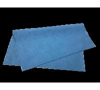 Микрофибра, голубая,  50х45, 340gsm