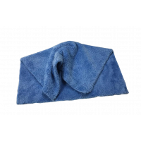 Микрофибра голубая 40х40, 450 gsm