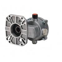 Редуктор B24 для двигателей внутреннего сгорания 18-24 л.с.. вал дв. 28,6 мм - 11/8 вал насос 24 мм