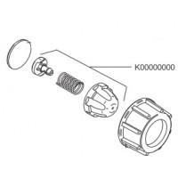 Рем.комплект обратного клапана форсункодержателя