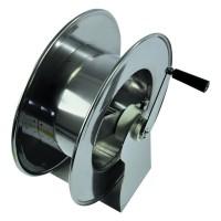 Барабан ручной усиленный ATEX для рукава  25м. 1/2 35м 3/8 50м 1/4 (нерж.) 1/2ш.1/2ш. 200 бар