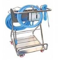 Моб. установка с пеногенер. системой Foam & Wash B.P 2-8 бар, с подачей воздуха,, на 2 ср-ва