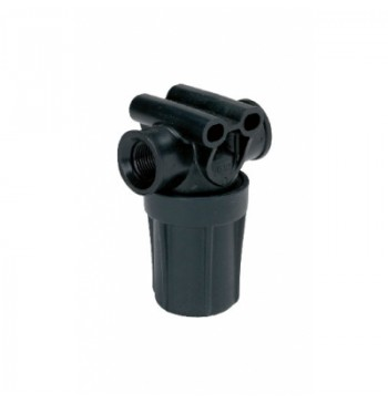 Фильтр напорный, 10 бар, вход Г 1/2 выход Г 1/2; 55 л/мин, 100 меш