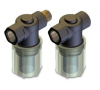 Фильтр F5 1/2г-г;50 микрон.