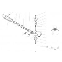 Трубка подачи химии для LS3