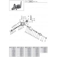 Штифт крепления малый ручки узлов VGM4 и NRG051
