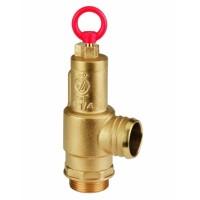 Предохранительный клапан давления 11/4 BSP со шланговым соединением
