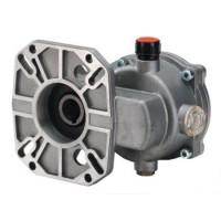 Редуктор B18 для двигателей внутреннего сгорания 11-18 л.с. вал дв. 25 мм - 0,984 вал насос 24 мм
