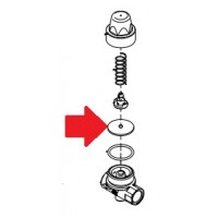 Мембрана обратного клапана форсункодержателя (садовый)