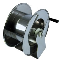 Барабан ручной усиленный ATEX для рукава  35м. 1/2 50м 3/8 70м 1/4 (нерж.) 1/2ш.1/2ш. 200 бар