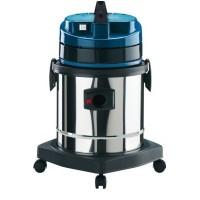 MEC 215 WD для сухой и влажной уборки, мет. бак, 1 турб, 1200 Вт, 24 л. полн. компл.