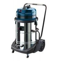 MEC WD 629 PLUS для сух. и влажн. уборки,тележка, 3 турб,3500 Вт,78л,Floymix,полн. компл.