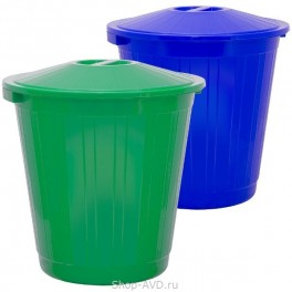 Урны, пепельницы, корзины, тележки и баки для мусора