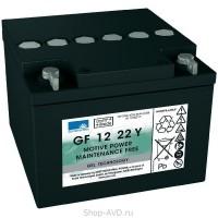 Sonnenschein GF 12 022 Y F Гелевый аккумулятор 12В 22Ач