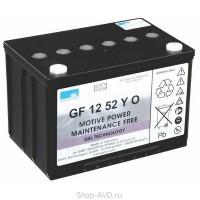 Sonnenschein GF 12 052 Y O Гелевый аккумулятор 12В 52Ач
