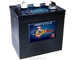 U.S. Battery Аккумулятор с жидким электролитом US 1800 XC2