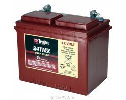 Trojan 24TMX Аккумулятор с жидким электролитом 12В 70Ач