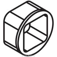 Columbus Резиновый уплотнитель для приводного мотора ARA