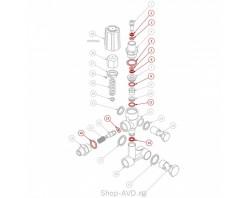 Мойка Hawk Ремкомплект уплотнений для регулятора давления VBT