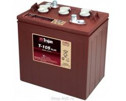 Trojan T105+ Аккумулятор с жидким электролитом 6В 185Ач
