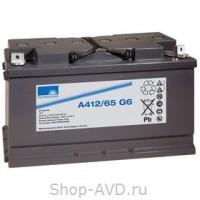 Sonnenschein A 412/65 G6 Гелевый аккумулятор 12В 65Ач