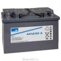 Sonnenschein A 412/50 A Гелевый аккумулятор 12В 50Ач