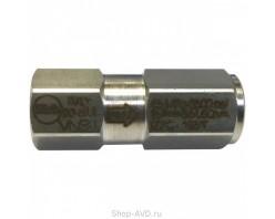 Мойка PA VRN-I Обратный клапан G1/4 F 450 бар 25 л/мин