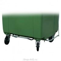 TARA Педальный привод на контейнер 1100 л