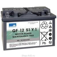 Sonnenschein GF 12 051 Y Гелевый аккумулятор 12В 51Ач