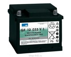 Sonnenschein GF 12 033 Y Гелевый аккумулятор 12В 33Ач