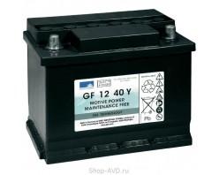 Sonnenschein GF 12 040 Y Гелевый аккумулятор 12В 40Ач