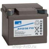 Sonnenschein A 412/32 F10 Гелевый аккумулятор 12В 32Ач