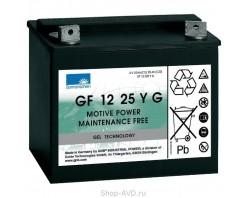 Sonnenschein GF 12 025 Y G Гелевый аккумулятор 12В 25Ач