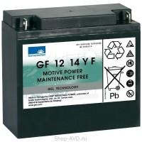 Sonnenschein GF 12 014 Y F Гелевый аккумулятор 12В 14Ач