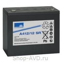 Sonnenschein A 412/12 SR Гелевый аккумулятор 12В 12Ач