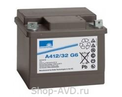 Sonnenschein A 412/32 G6 Гелевый аккумулятор 12В 32Ач