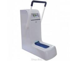 Аппарат для надевания бахил QY-I200 (белый) с ручкой