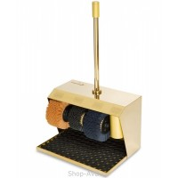 Машинка для чистки обуви Royal Line Royal Gold