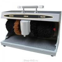Машинка для чистки обуви (серебро, 510 х 230 х 370 мм)