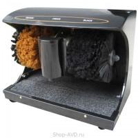 Машинка для чистки обуви (черная)